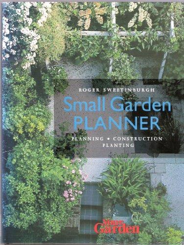 9780600585084: Small Garden Planner