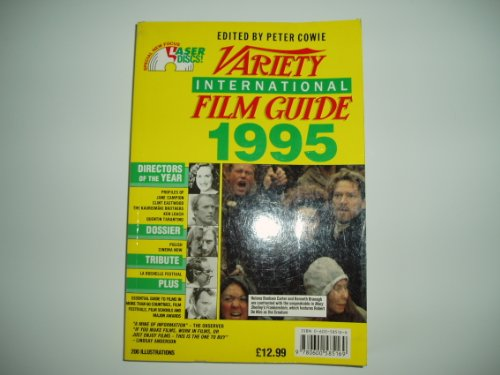 9780600585169: Variety International Film Guide 1995