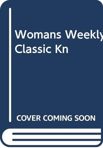 Womans Weekly Classic Kn: Smith, Marion