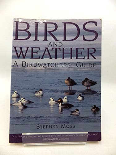 9780600586791: Birds and Weather