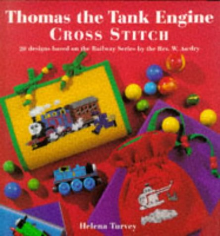 Thomas the Tank Engine: Cross Stitch: 20: Turvey, Helena