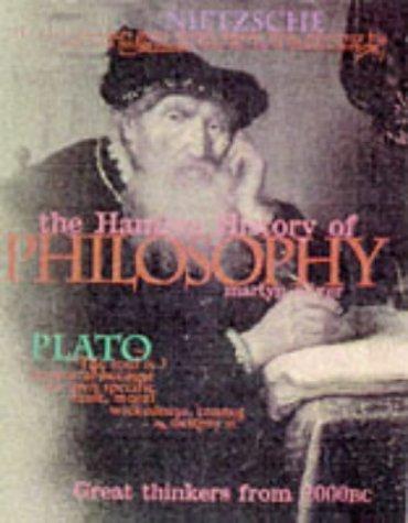 The Hamlyn History of Philosophy: Oliver, Martyn