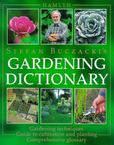 9780600593775: Stefan Buczacki's Garden Dictionary