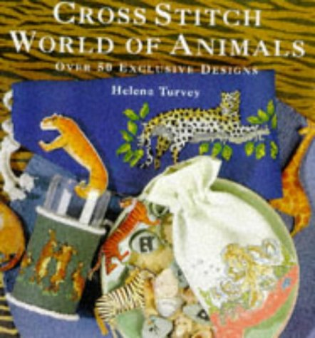 9780600594208: Cross Stitch World of Animals