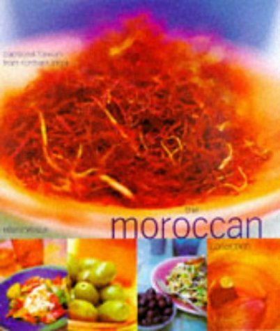 9780600595434: The Moroccan Collection: Traditional Flavours from Northern Africa