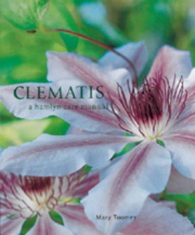 9780600596240: Clematis (Hamlyn Care Manual)