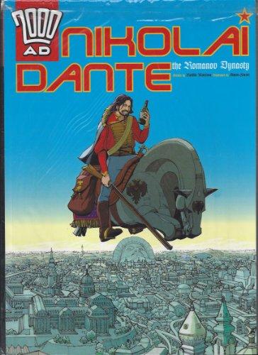 Nikolai Dante: The Romanov Dynasty (2000 AD: Morrison, Robbie