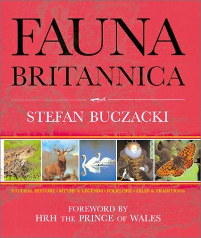 Fauna Britannica: Buczacki, Dr Stefan