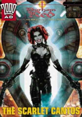 9780600599685: Durham Red: The Scarlet Cantos (2000 AD)