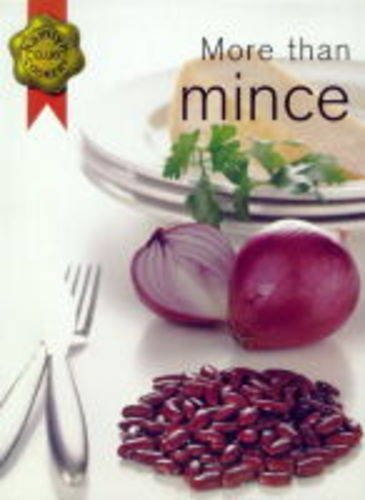 9780600599913: More Than Mince (Hamlyn Cookery Club)