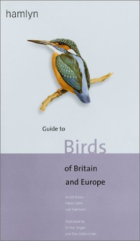 Guide to Birds of Britain and Europe (0600600521) by Bertel Bruun; Hakan Delin; Lars Svensson