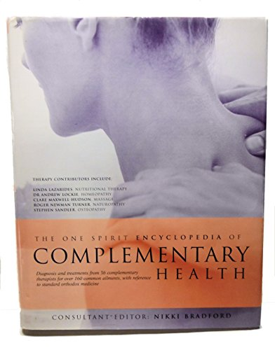 9780600601609: The One Spirit Encyclopedia of Complementary Health