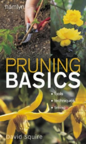 9780600601814: Pruning Basics - Tools, Techniques, Timing (01) by Squire, David [Paperback (2001)]