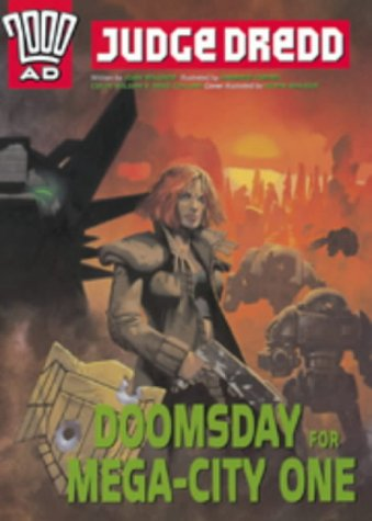 9780600603061: Judge Dredd: Doomsday for Mega-city One