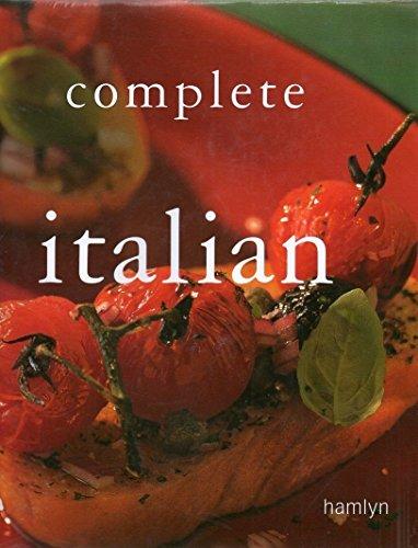 9780600605256: Complete Italian