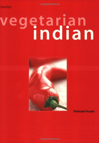 Vegetarian Indian (0600605434) by Husain, Shehzad