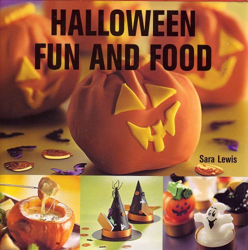 9780600607106: Halloween Fun and Food Us Hb