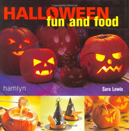 9780600607113: Halloween Fun and Food (Hamlyn Cookery)