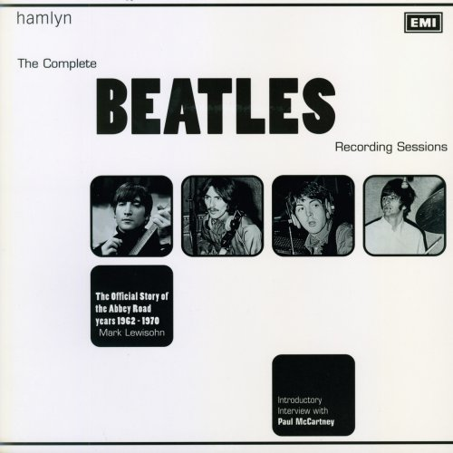 The Complete Beatles Recording Sessions: The Official: Lewisohn, Mark