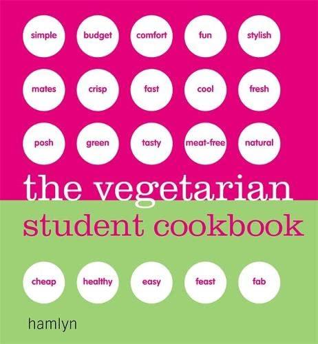 9780600612414: The Vegetarian Student Cookbook
