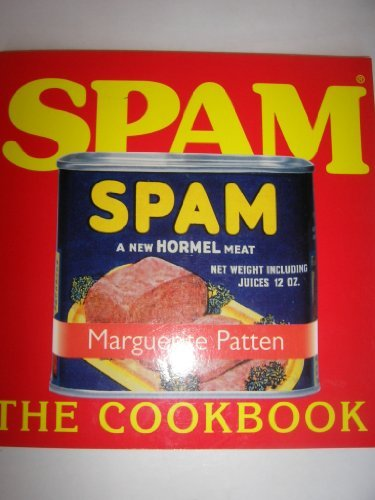 9780600612506: Spam. The Cookbook [Paperback] by Patten, Marguerite