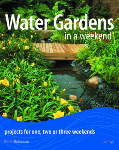 9780600614753: Water Gardens in a Weekend