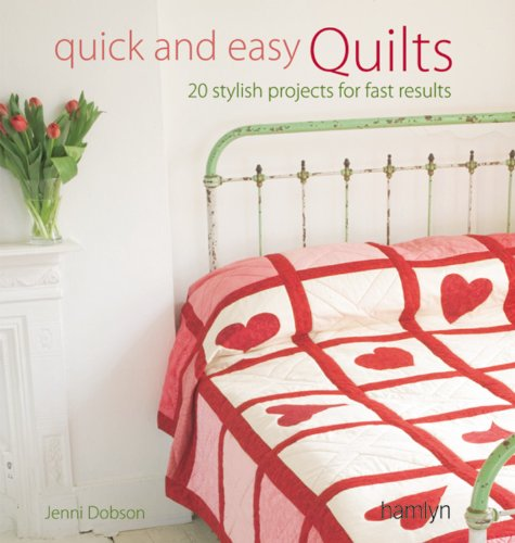 9780600615354: Quick and Easy Quilts: 20 Stylish Projects for Fast Results