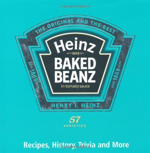 9780600615996: Heinz Beanz Book: Recipes, History, Trivia and More