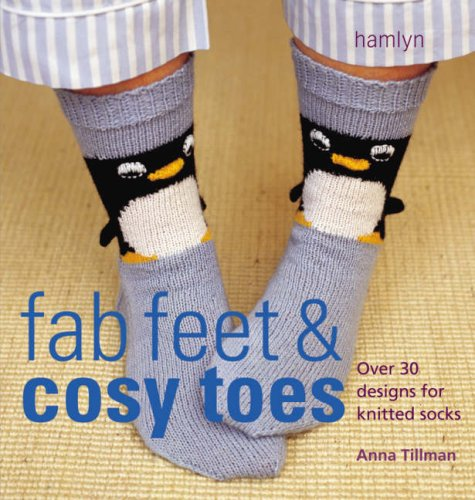 9780600617013: The Craft Library: Knits for Fab Feet & Cosy Toes: Over 30 Designs for Knitted Socks