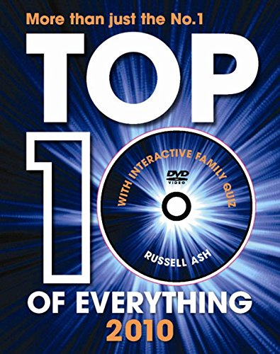 Top 10 of Everything 2013 (9780600617426) by R. Ash