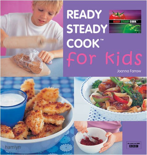 9780600617440: Ready Steady Cook For Kids