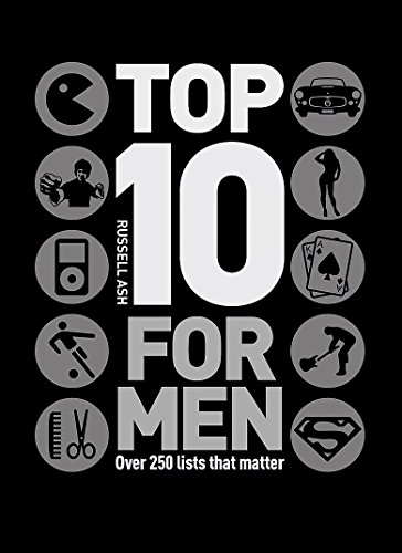 9780600618171: Top 10 for Men: Over 250 lists that matter