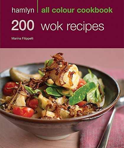 9780600618621: 200 Wok Recipes: Hamlyn All Colour Cookbook (Hamlyn All Colour Cookery)