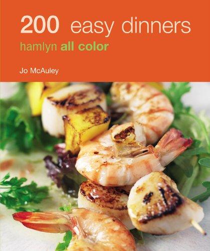 9780600618706: 200 Easy Dinners: Hamlyn All Color