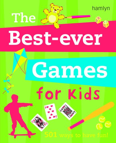 The Best Ever Games for Kids: Jane Kemp, Clare
