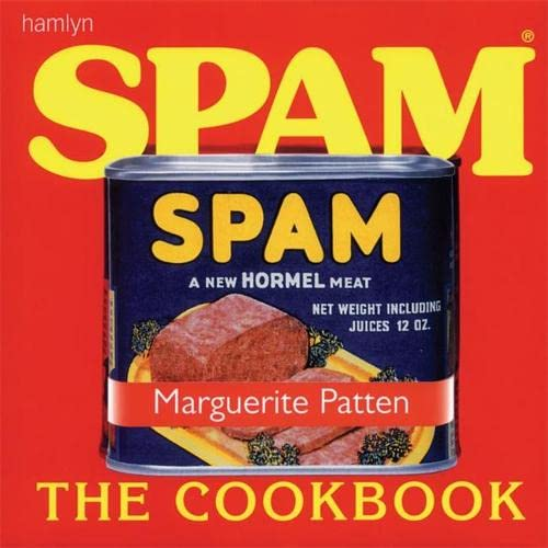 Spam - The Cookbook (0600620476) by Patten, Marguerite