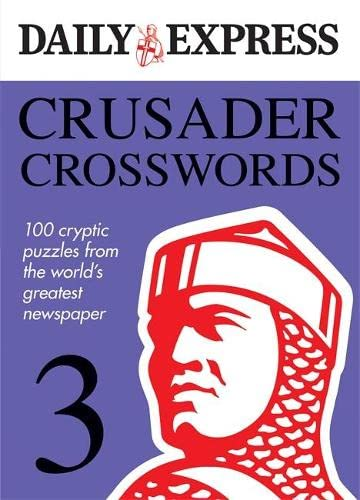 9780600621201: The Daily Express: Crusader Crosswords 3 (Daily Express Puzzle Books)