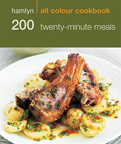 9780600623236: 200 20-Minute Meals. (Hamlyn All Colour Cookbook)