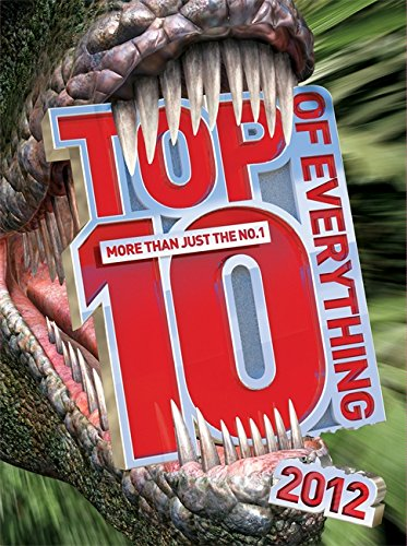 9780600623359: Top 10 of Everything 2012