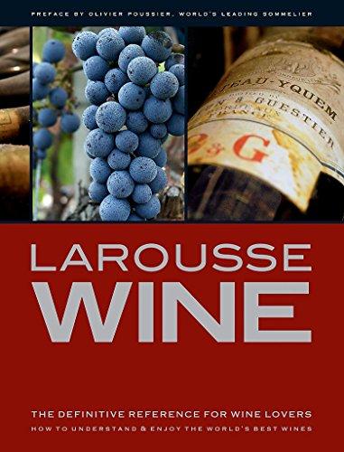 9780600623526: Larousse Wine.
