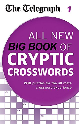 9780600624677: The Telegraph: All New Big Book of Cryptic Crosswords: 1