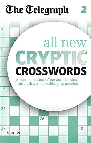 9780600625001: The Telegraph All New Cryptic Crosswords 2 (Telegraph Puzzle Books)