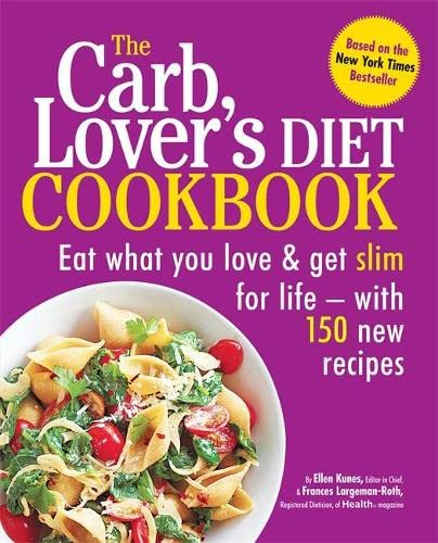 9780600625209: The CarbLover's Diet Cookbook