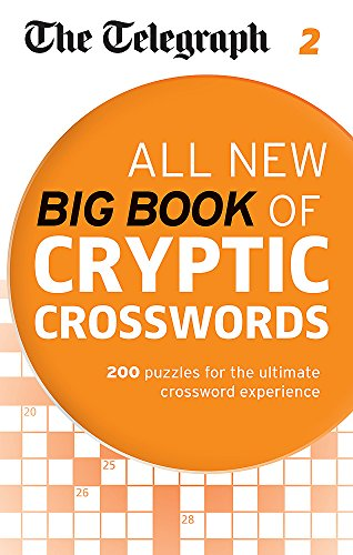 Telegraph: All New Big Book of Cryptic Crosswords 2: 2 (The Telegraph Puzzle Books): The Daily ...