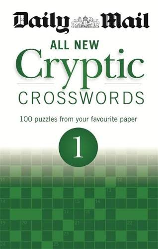 9780600626091: Daily Mail: All New Cryptic Crosswords 1 (Daily Mail Puzzle Books)