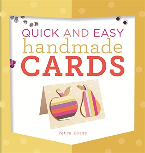 9780600626251: Quick and Easy Handmade Cards