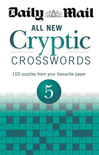 9780600626527: Daily Mail: All New Cryptic Crosswords 5 (The Daily Mail Puzzle Books)
