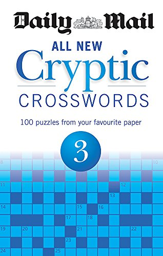 9780600626589: Daily Mail: All New Cryptic Crosswords 3 (Daily Mail Puzzle Books)