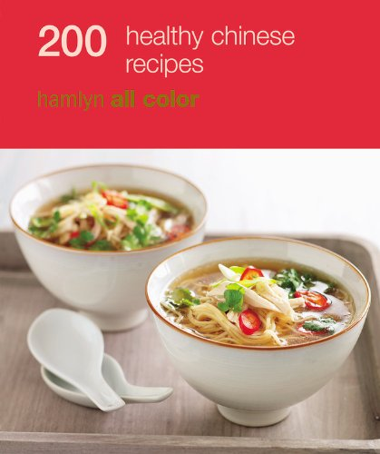 9780600627081: 200 Healthy Chinese Recipies