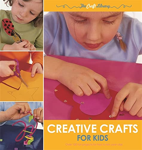9780600627104: Creative Crafts for Kids (Craft Library)